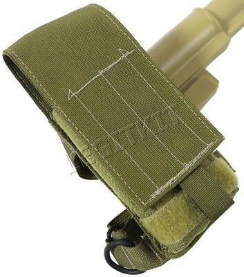 NEW London Bridge LBT-2571A Universal Buttstock Magazine Pouch - Coyote Tan