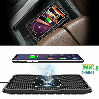 Wireless Fast Charger Charging Pad Wireless Charger Receiver For Samsung Phones