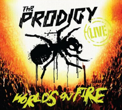 The Prodigy : World's On Fire CD (2011)