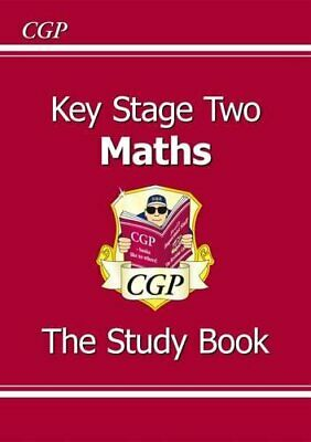 KS2 Maths Study Book: The Study Book, CGP Books Paperback Book The Cheap Fast