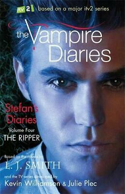 The Vampire Diaries: Stefan's Diaries: The Ripper: Book 4 by J Smith, L Book The
