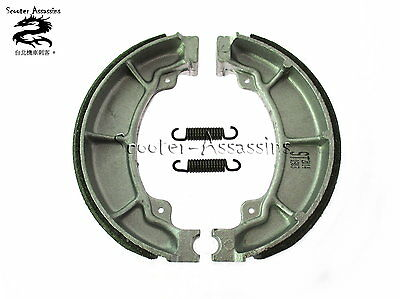 BRAKE SHOES for HONDA TRX 90 200 125 ATC 110 125 185 200 FL 250 CD 175 VMS28