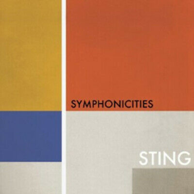 Sting : Symphonicities CD (2010) Value Guaranteed from eBay's biggest seller!