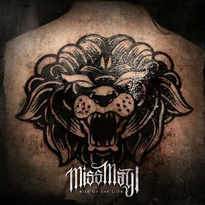 """Miss May I-Rise of the Lion Vinyl / 12"""" Album with CD NEU"""