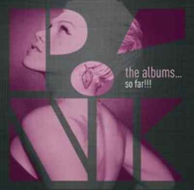 Pink-The Albums...So Far!!! CD / Box Set NEW