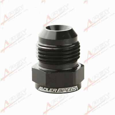 -6 AN AN6 6AN Female To -10 AN AN10 10AN Male Flare Reducer Black