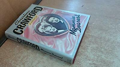 Mommie Dearest: Life of Joan Crawford by Crawford, Christina Hardback Book The