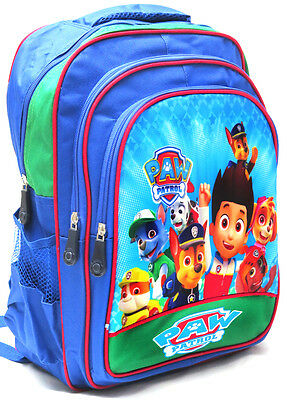 New Kids Backpack Bag Paw Patrol Chase School Children Toys Boys Christmas Gift