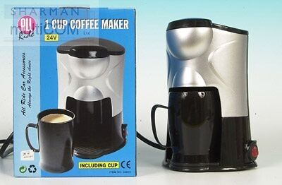 All Ride 24V 1Cup Coffee Maker Qps
