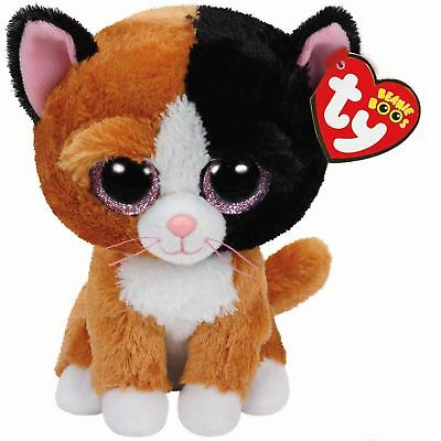 Ty Beanie Babies 37178 Boos Tauri the Cat Boo