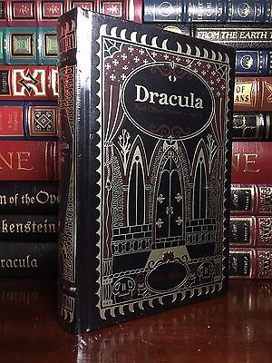 Dracula & Other Horror Classics by Bram Stoker Brand New Sealed Leather Bound