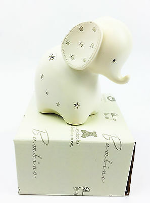 New Baby Elephant Moneybox Christening Gifts Girls Boys Keepsake Present