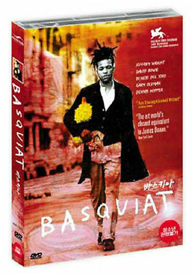 BASQUIAT (1996) Claire Forlani, David Bowie DVD *NEW