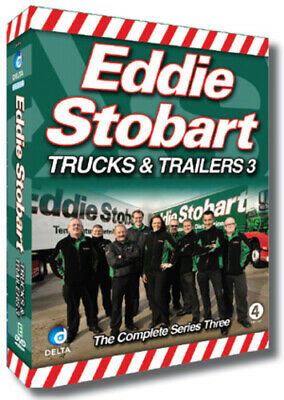 Eddie Stobart - Trucks and Trailers: The Complete Series 3 DVD (2012) cert E 4