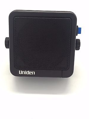 UNIDEN  MS 200 Extension Speaker With Noise Filter to Suit UHF VHF & CB Radios.