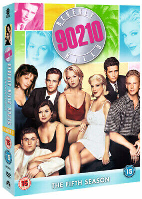 Beverly Hills 90210: The Fifth Season DVD (2009) Jennie Garth cert 15