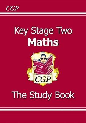 KS2 Maths Study Book (for the New Curriculum) by CGP Books Paperback Book