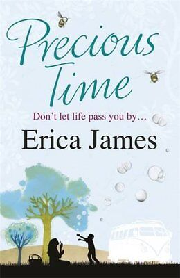 Precious Time, James, Erica Paperback Book The Cheap Fast Free Post