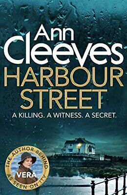 Harbour Street (Vera Stanhope) by Cleeves, Ann Book The Cheap Fast Free Post