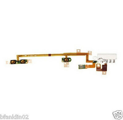 iPod Nano 6 6th Gen Handsfree Audio Jack Volume Button Flex Cable