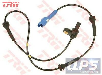 PEUGEOT 206 1.4 TRW Sensor, wheel speed, 98-07 6c