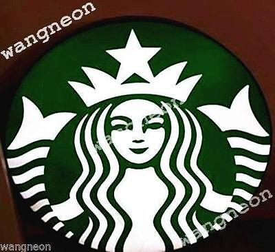 New Style Starbucks Starbuck スターバックス Coffee Cafe LIGHT BOX SIGN Fast Free Ship