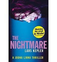 The Nightmare by Lars Kepler, Book, New Paperback