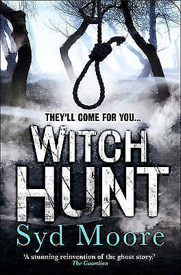 The Witch Hunt by Syd Moore (Paperback) New Book