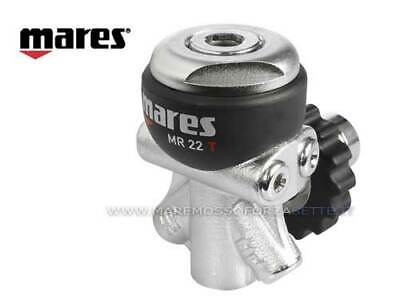 Primo Stadio Erogatore Sub Mares Mr22 Din 300 First Stage Dive Regulator