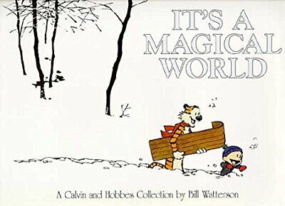It's A Magical World: A Calvin and Hobbes Collec... by Watterson, Bill Paperback