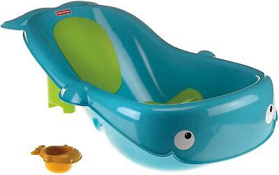 Fisher-Price Precious Planet Whale of a Tub 0-24 Months New