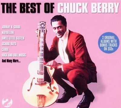 Chuck Berry : The Best of (2CDs) (2009)***NEW***