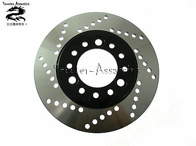 REAR BRAKE DISC ROTOR for KYMCO Dink Spacer Yager 125 RIEJU RS 50 Sport