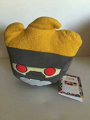 disney usa guardians of the galaxy star lord tsum medium plush new with tags