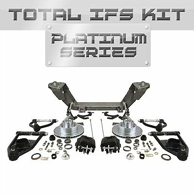 Air Bag Suspension Front End Kit Mustang II 2 IFS for 1931-1950 Chevy disc