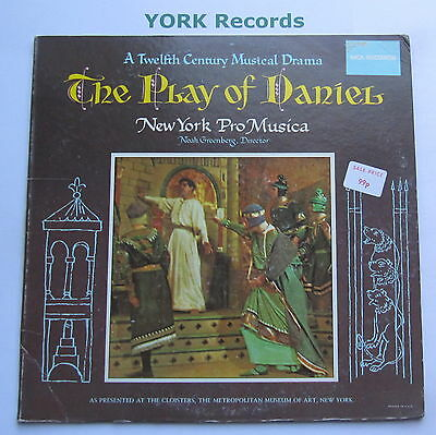 MCA-2504 - THE PAY OF DANIEL - A 12th Century Musical Drama - Ex Con LP Record