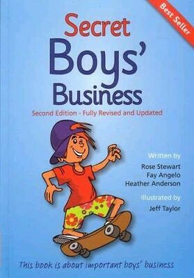 NEW Secret Boys' Business By Rose Stewart Paperback Free Shipping