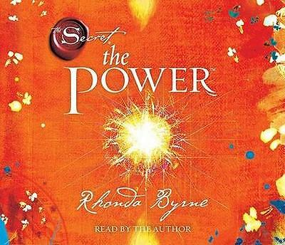 NEW The Power By Rhonda Byrne Audio CD Free Shipping