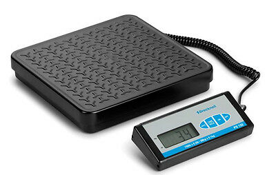 Salter Brecknell PS150 Digital Portable Bench Scale 150lb X 0.2lb, New
