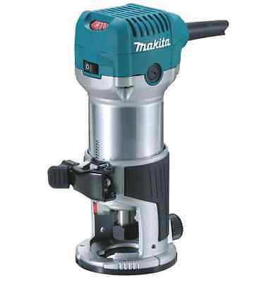 NEW Makita 1.25HP Router Fixed-Base Corded Electric Compact Power Tool Wood Work