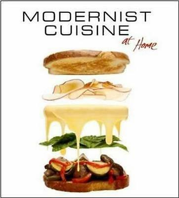 NEW Modernist Cuisine By Nathan Myhrvold Hardcover Free Shipping