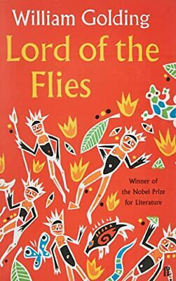 Lord of the Flies, Golding, William Paperback Book The Cheap Fast Free Post