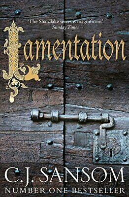 Lamentation (The Shardlake series) by Sansom, C. J. Book The Cheap Fast Free