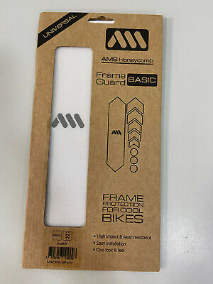 All Mountain Style AMS Honeycomb Frame Guard Protection Clear Transparent
