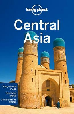 NEW Central Asia By Lonely Planet Paperback Free Shipping