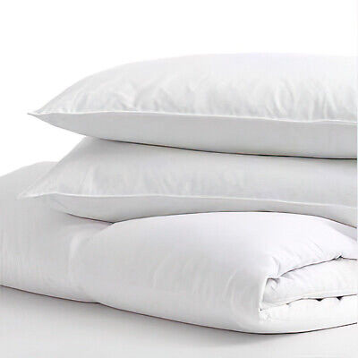 Linens Limited Anti-Allergy Hollowfibre Cot/Cot Bed Pillow