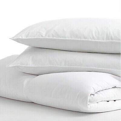 Linens Limited Anti-Allergy Hollowfibre Pillow, Cot/Cot Bed