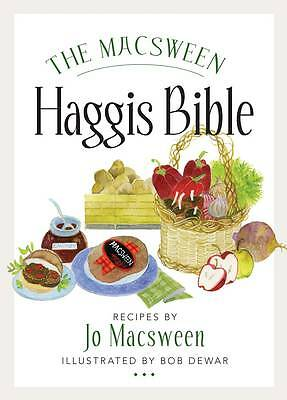 The Macsween Haggis Bible by Jo Macsween, Book, New (Paperback)