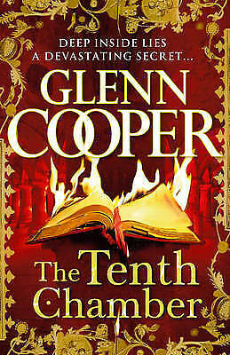 The Tenth Chamber by Glenn Cooper (Paperback)