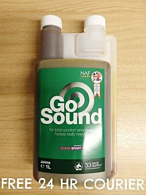 NAF Go Sound FEI Approved Alternative To Devils Relief - Turmeric & Black Pepper
